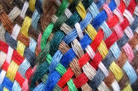 treccia fili